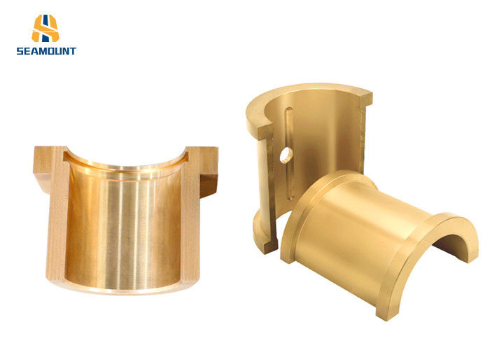 Non Standard Customized Processing Of Heavy Machinery Spare Parts Copper Bearing Bush