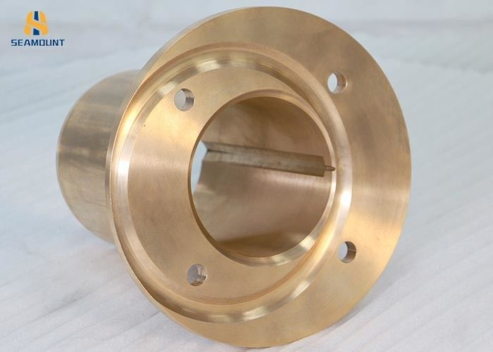 Flanged Bronze Bushings Apply to Metso Cone Crusher On Sale
