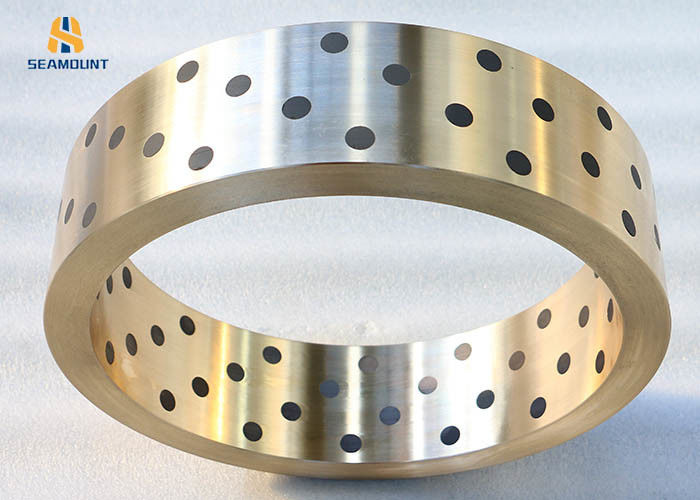 Customized Processing Self Lubricating Bearing Large Size Wear - Resistant